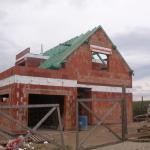 Novostavba RD v Nové Vsi pod Pleší