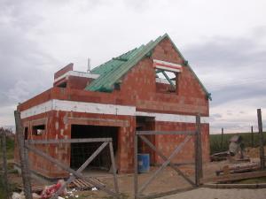hrubé stavby RD