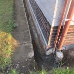 Oprava izolace u bytového domu v Bechyni